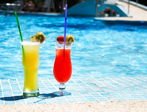 Hotel Village Maxorata Fuerteventura piscina