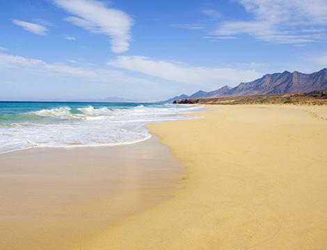 playa de jandia Fuerteventura