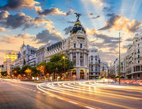 Fuga a Madrid