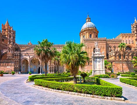Fuga a Palermo volo 1 notte