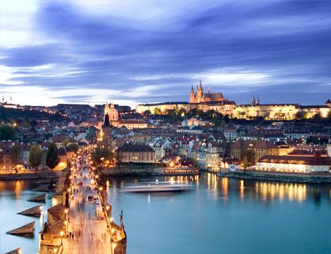 Fuga a Praga