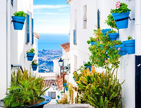 Gran Tour in Andalusia volo e hotel