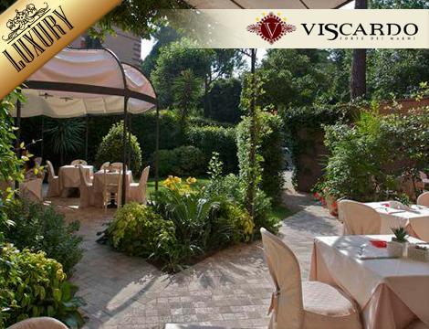 Forte dei marmi hotel Viscardo