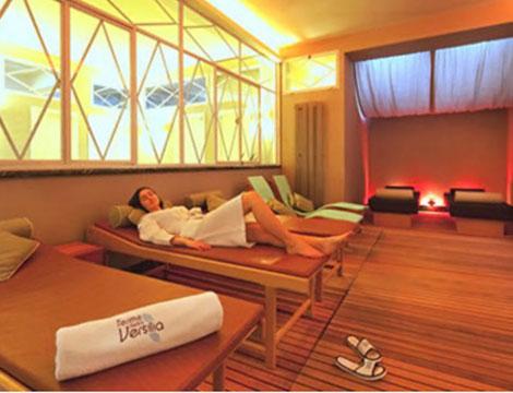 Forte dei marmi hotel Viscardo centro benessere