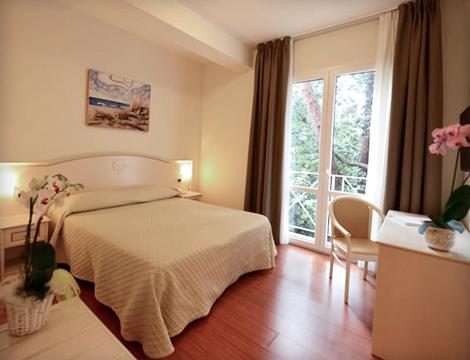 Forte dei marmi hotel Viscardo la camera