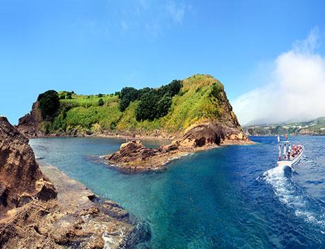 Isole Azzorre volo  e hotel