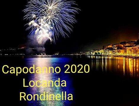 Lago Bolsena speciale festività