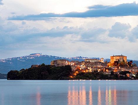 Lago Bolsena x2 + cena