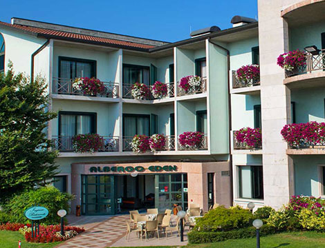 Lago di Garda hotel 3 stelle