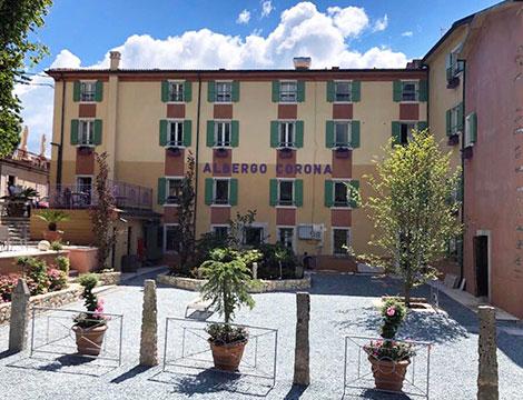 Albergo Corona Lago di Garda