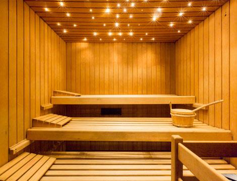 Lago di Garda Albergo al Maso sauna