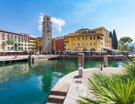 Lago di Garda Riva del Garda
