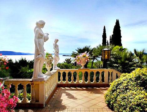 Offerta soggiorno Lago di Garda da Hotel Ville Montefiori: da 99 ...