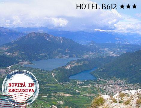 Lago di Levico in Trentino