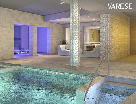 Lago di Varese: 1 notte in resort con spa a 35euro