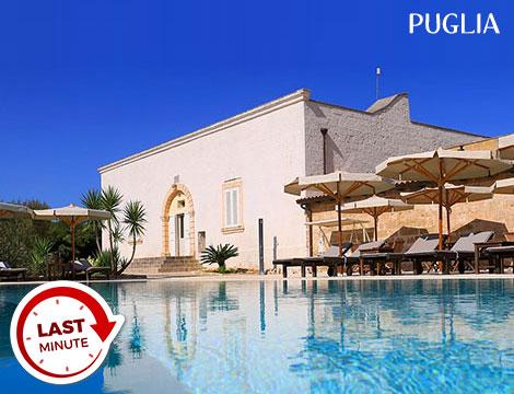 Antica Masseria Pescu Puglia