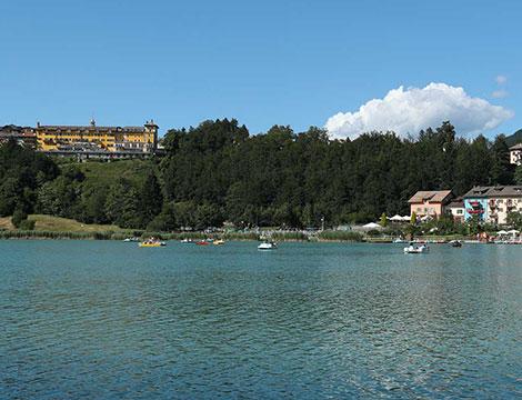 Lavarone in Trentino