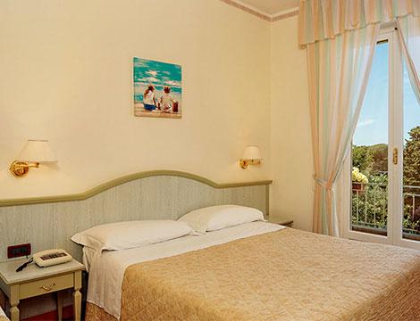 hotel 3 stelle Lerici esempio camera