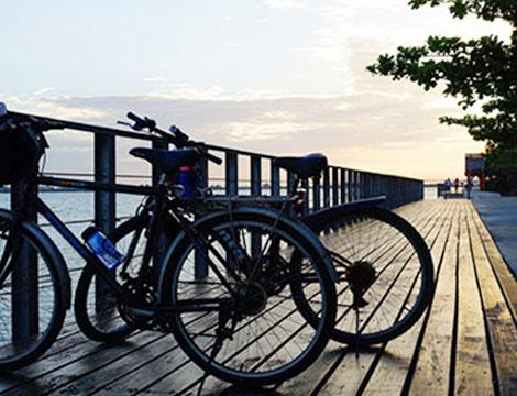 hotel 3 stelle Lerici noleggio biciclette
