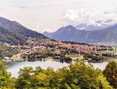 Vacanze attive e benessere a Levico Terme