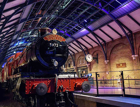 LONDRA LA MAGIA DI HARRY POTTER con FAMILY