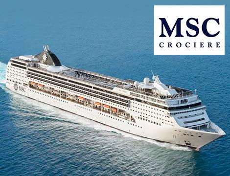 MSC: Barcellona e Marsiglia