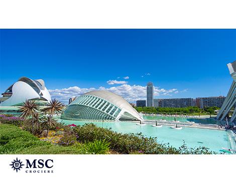MSC Divina: Valencia, Marsiglia, Genova_N