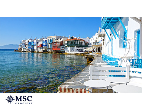 MSC Lirica: Italia, Grecia, Croazia_N