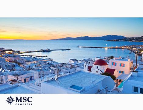 MSC Poesia Italia, Grecia, Albania, Croazia_N