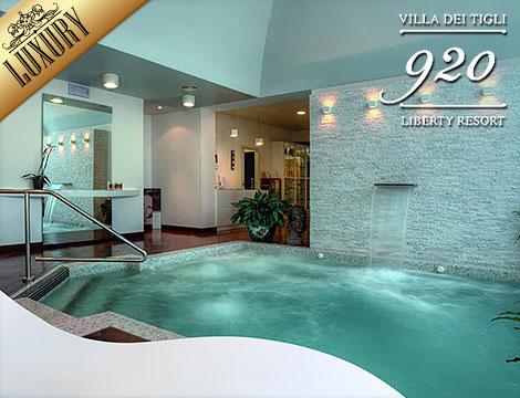 L  Hotel Villa Dei Tigli  Liberty Resort