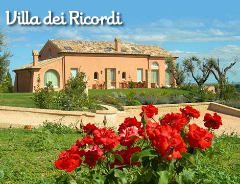 Marche Villa dei Ricordi