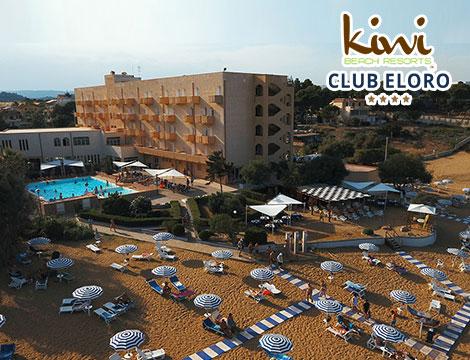 Hotel Club Eloro 4  Sicilia