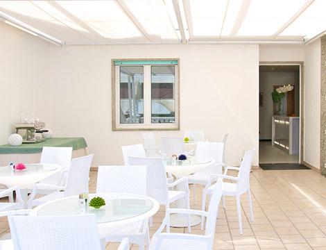 7 notti presso il Blu Side Hotel a Marina di Ugento_N