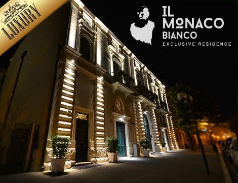 Matera Deluxe x2 Il Monaco Bianco_N