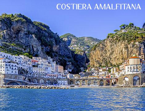 Mini tour della Campania