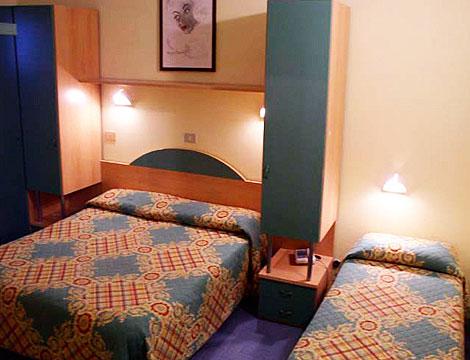 Hotel Palace e Mirabilandia