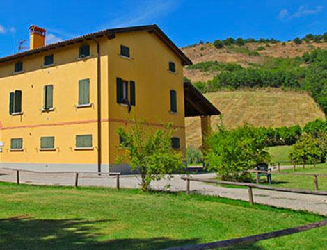 Monterenzio in Emilia Romagna