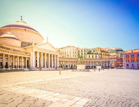 Napoli: B&B in centro
