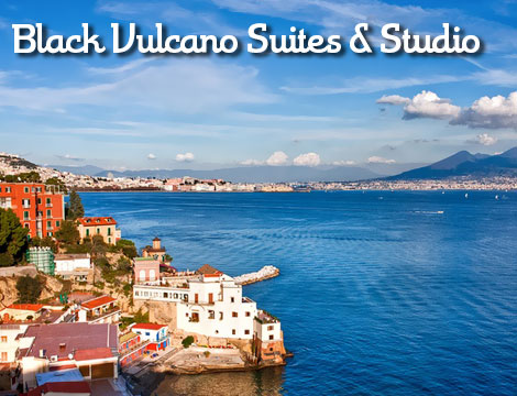 Black Vulcano Suites e Studio