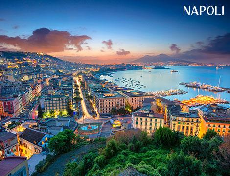 Napoli  Treno e hotel