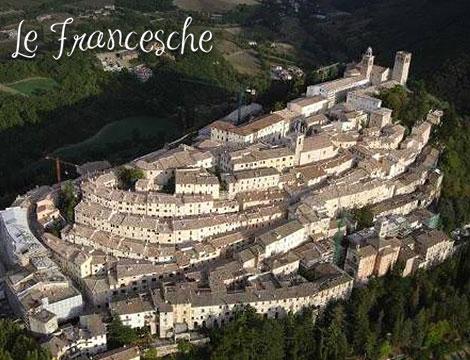 Agriturismo Le Francesche_N