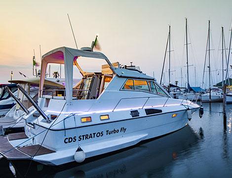 Notte e cena in barca x2 o x4_N