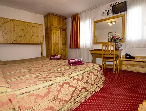 Trentino Hotel Polsa la camera