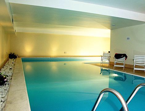 Trentino Hotel Polsa piscina