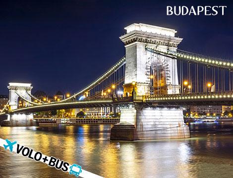 BUDAPEST e IL DANUBIO VOLO TOUR