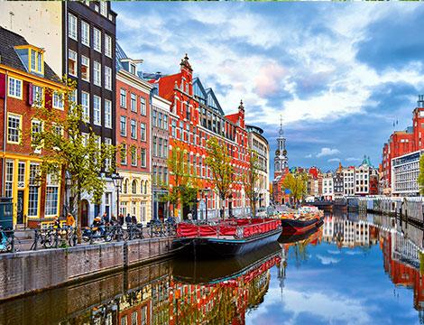 Pasqua ad Amsterdam: volo + hotel