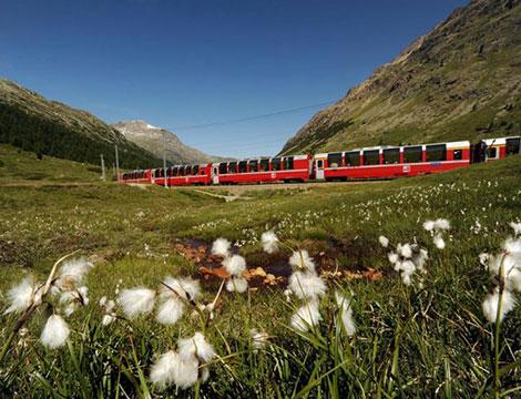 Pasqua e 1 Maggio sul Bernina