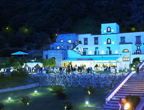 Pernotto e cena Villa Della Porta