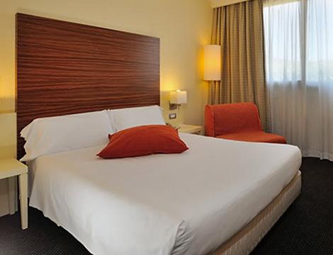 Perugia hotel La Meridiana la camera