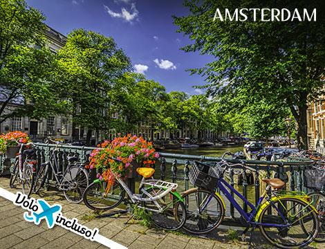 Ponte di maggio ad Amsterdam